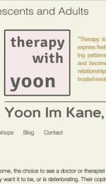 Yoon Im Kane LCSW